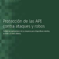 Protección de las API contra ataques y robos