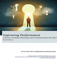 Mejorando la actuación. Comunicación y planificación de portfolio