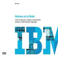 Hadoop en la Nube