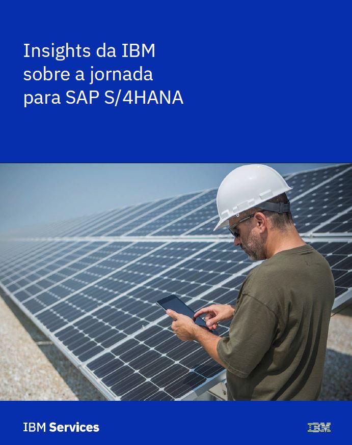 Insights de IBM en el proceso de migración hacia SAP S/4HANA