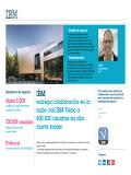 IBM entrega colaboración en la nube con IBM Verse a 500.000 usuarios en sólo 9 menes