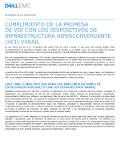 Cumplimiento de la promesa VDI con los dispositivos de infraestructura hiperconvergente (HCI) VXRail