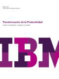 Transformación de la Productividad: Asegure el contenido que se comparte en el camino