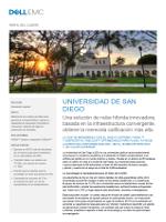 Case study: Universidad de San Diego