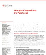 Ventajas Competitivas  De PureCloud