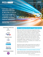FICO Customers Drive Growth Through Automation