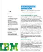 IBM Managed File Transfer Suite