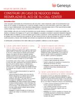 Construir un caso de negocio para reemplazar el ACD de su call center
