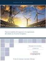 Nuevos modelos de negocios y la experiencia del cliente en el sector energético