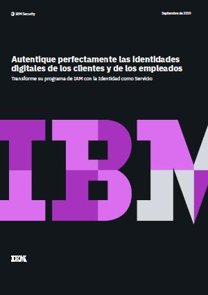 Autentique perfectamente las identidades digitales de los clientes y de los empleados
