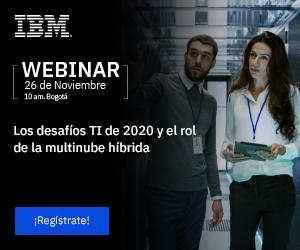 Webinar: Los desafíos TI de 2020 y el rol de la multinube híbrida