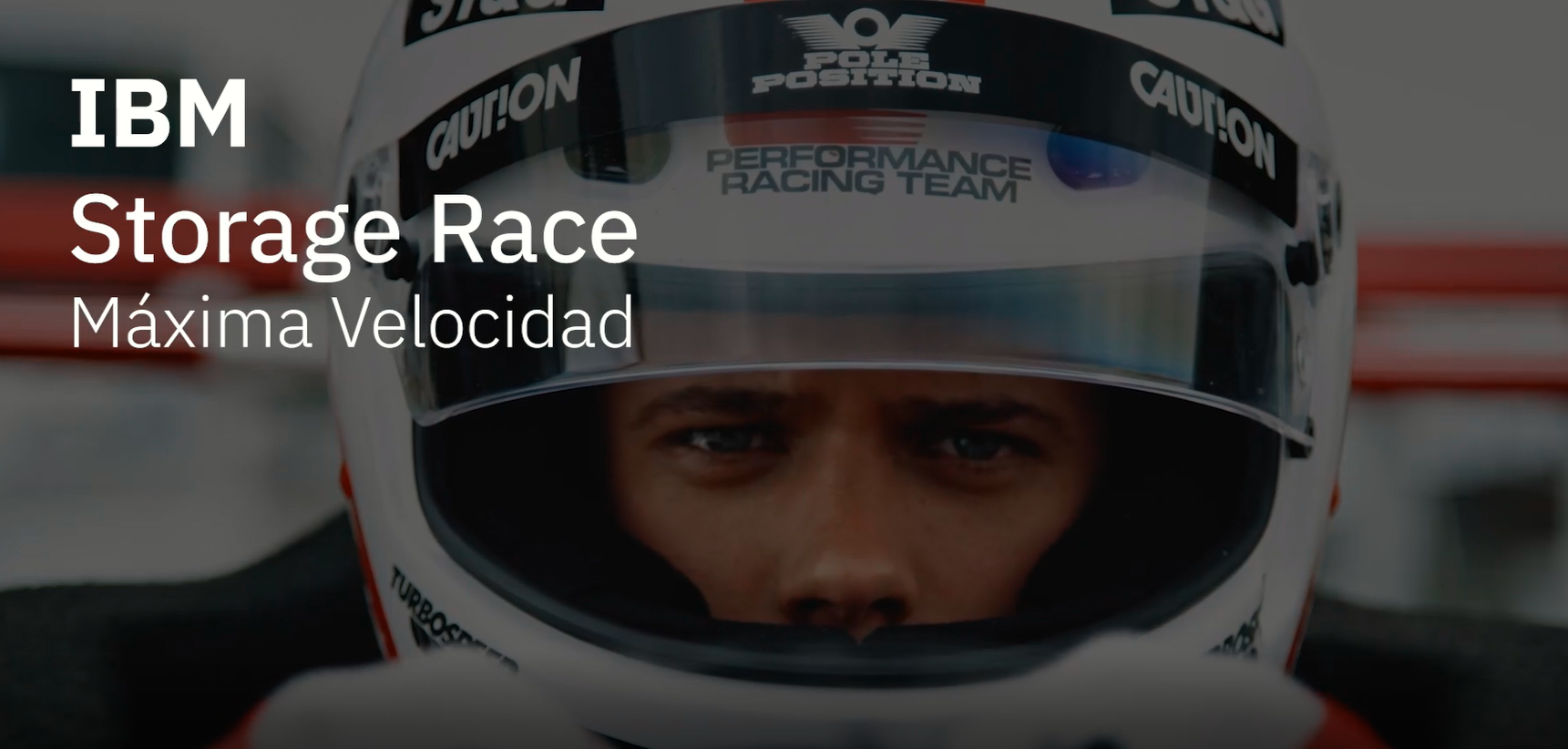Grand Prix IBM Storage Race Máxima Velocidad