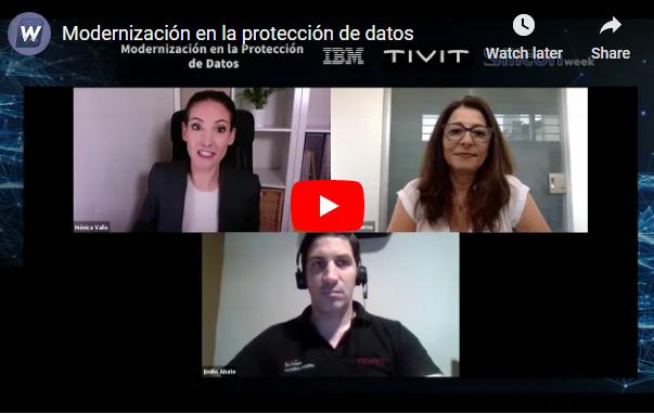 IBM Spectrum Protect: Modernización en la protección de datos