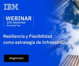 Webinar: Resiliencia y Flexibilidad como estrategia de Infraestructura
