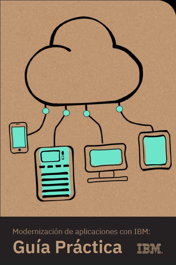 E Book: guía para la modernización de aplicaciones